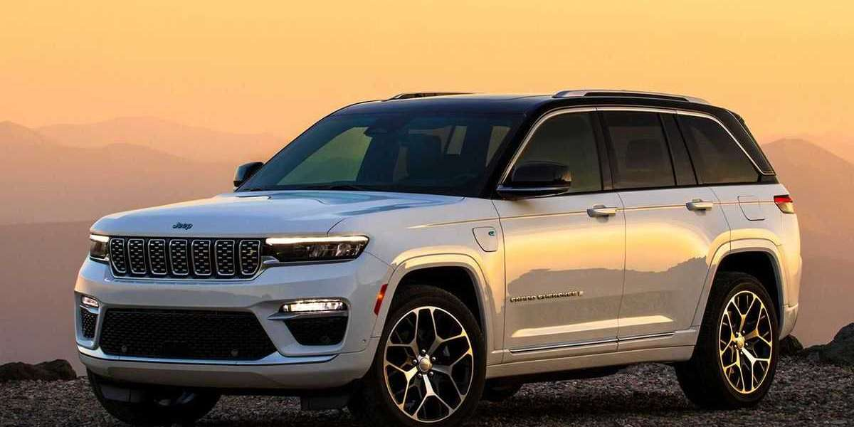 South African get a New Jeep Grand Cherokee