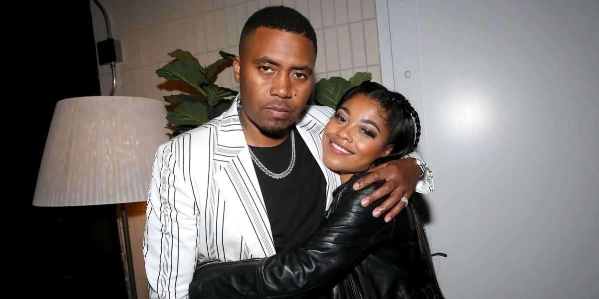 Nas' daughter Destiny Jones Is Building A Makeup Empire