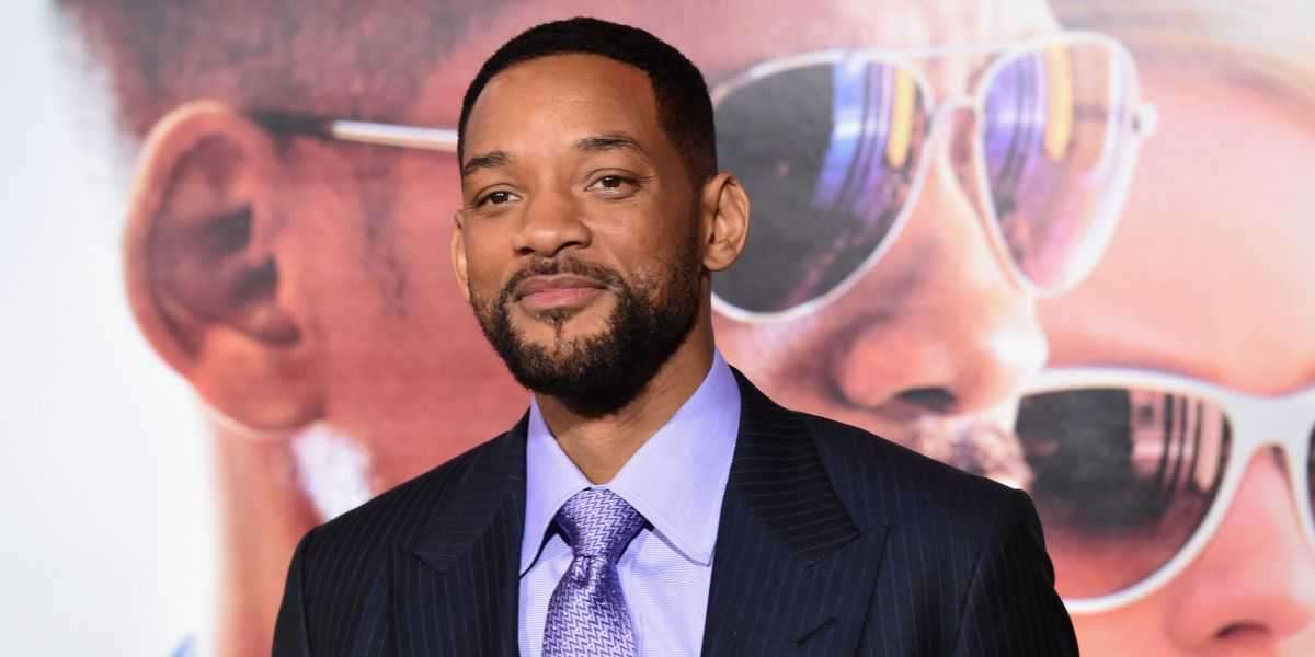 Will Smith Says He Avoided Making Films About Slavery