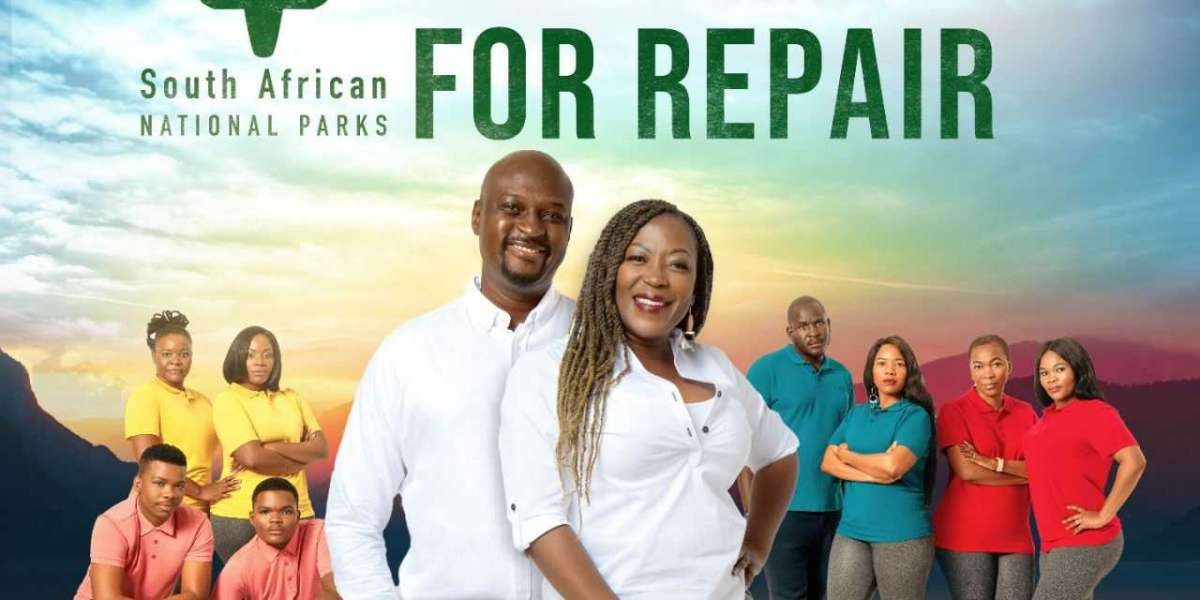 SANParks Launches Reality Show with Rami Chuene and Romeo Mabasa