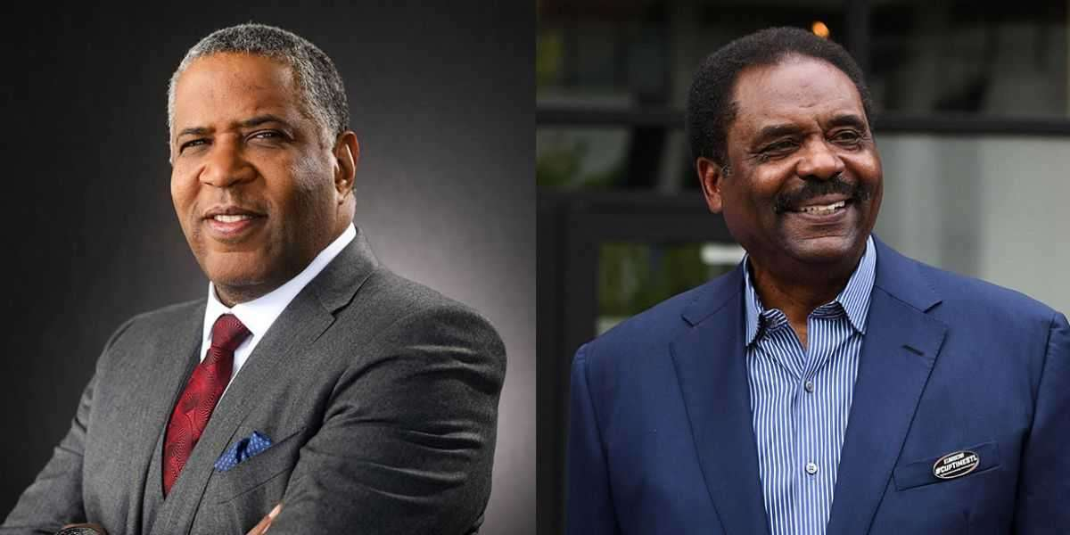 Only Two Black People Made Forbes List Of The 400 Richest Americans