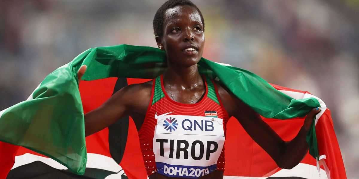 Olympic Distance Runner Agnes Tirop Found Stabbed To Death in Her Home